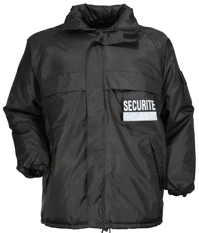 VESTE DE SECURITE 02