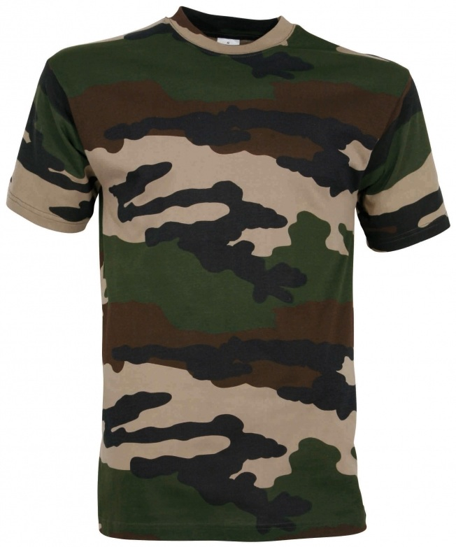 Tee-Shirts Militaires